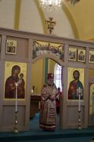 Metropolitan Lawrence celebrates Divine Liturgy of St. Basil the Great