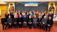 Ukrainian Catholic Archeparchy of Winnipeg parish representatives at the 37th Archeparchial Convention